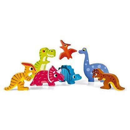 Chunky Puzzle Dinosaur - from Kicks to Kids
