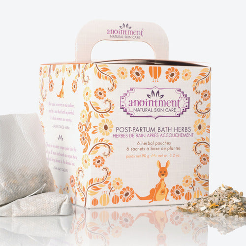 Postpartum Bath Herbs 90g - from Kicks to Kids