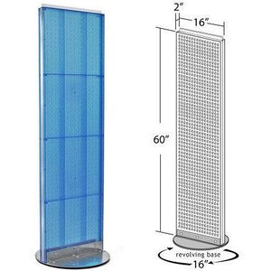 2 Sided Pegboard Spinner (Blue)