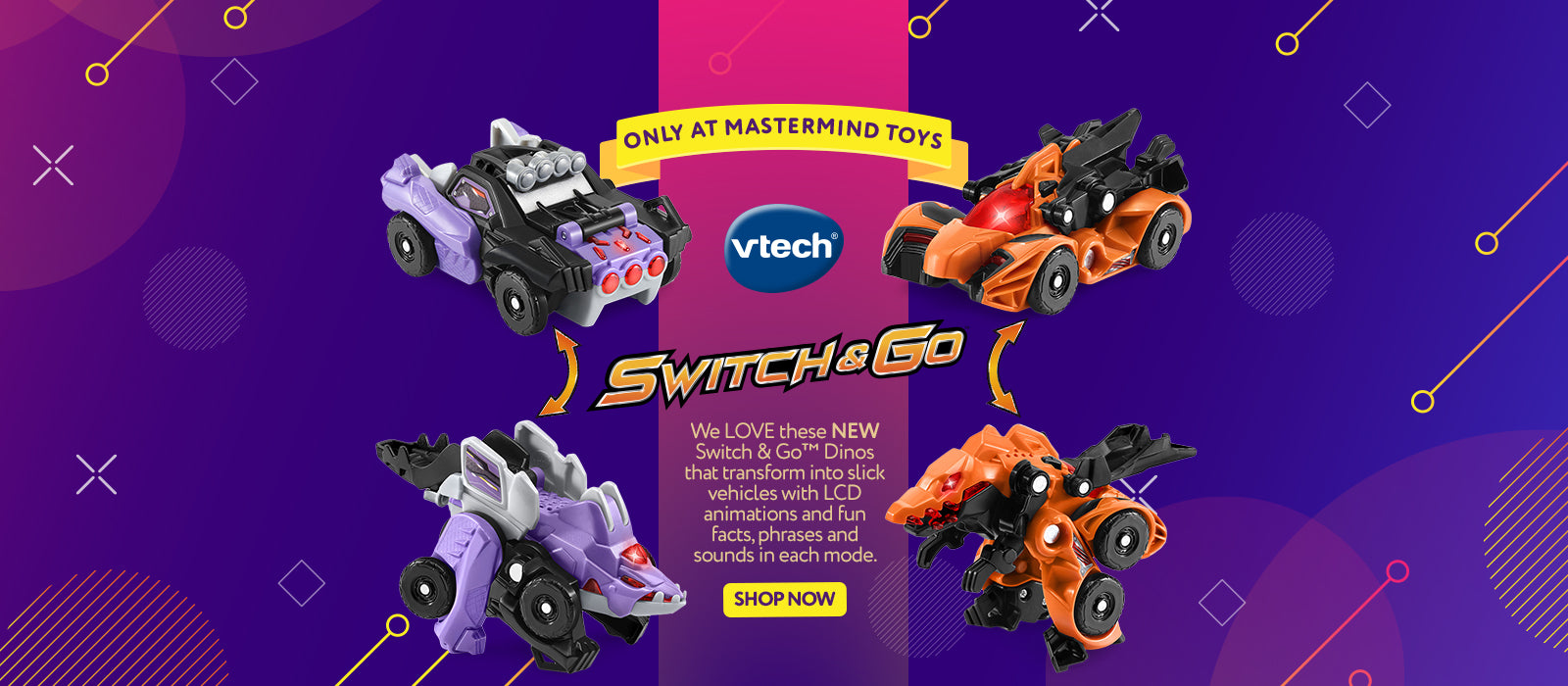 VTech Switch & Go