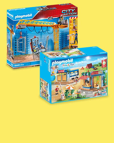 25% off Playmobil