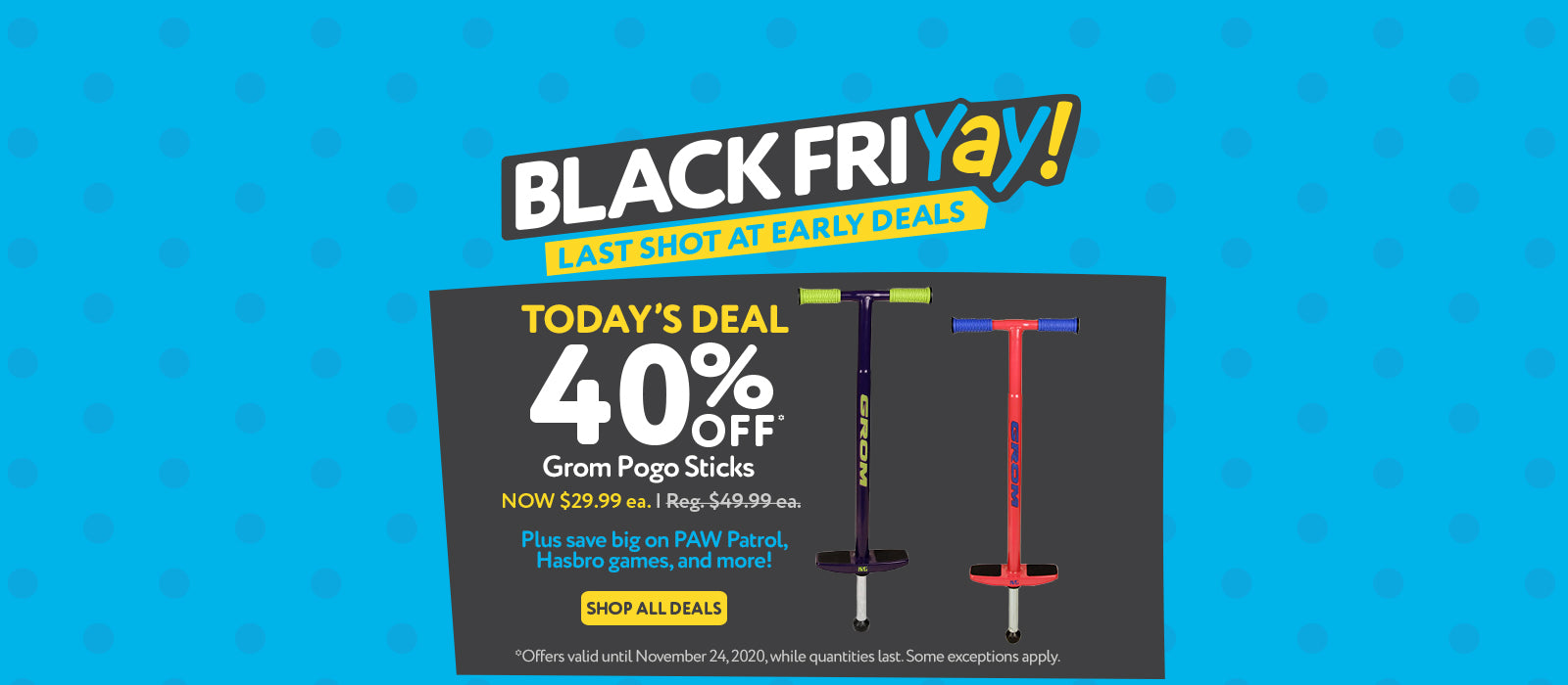 Black Friday Early Deals
