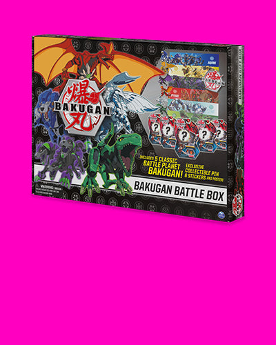 50% off Bakugan Battle Box