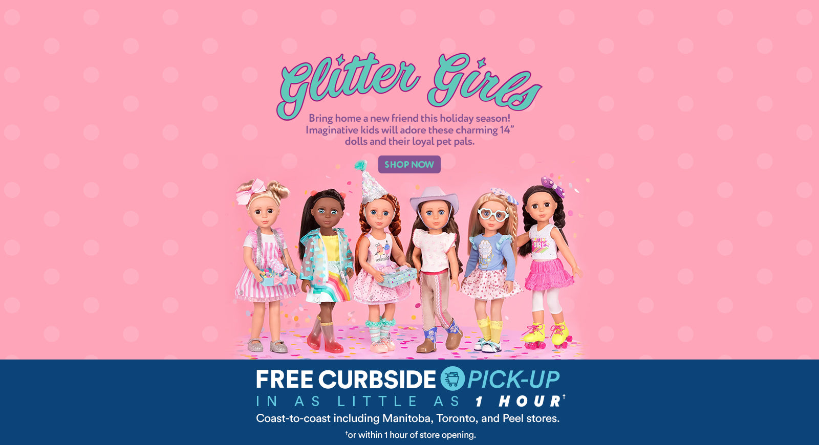 Glitter Girls Dolls and Accessories