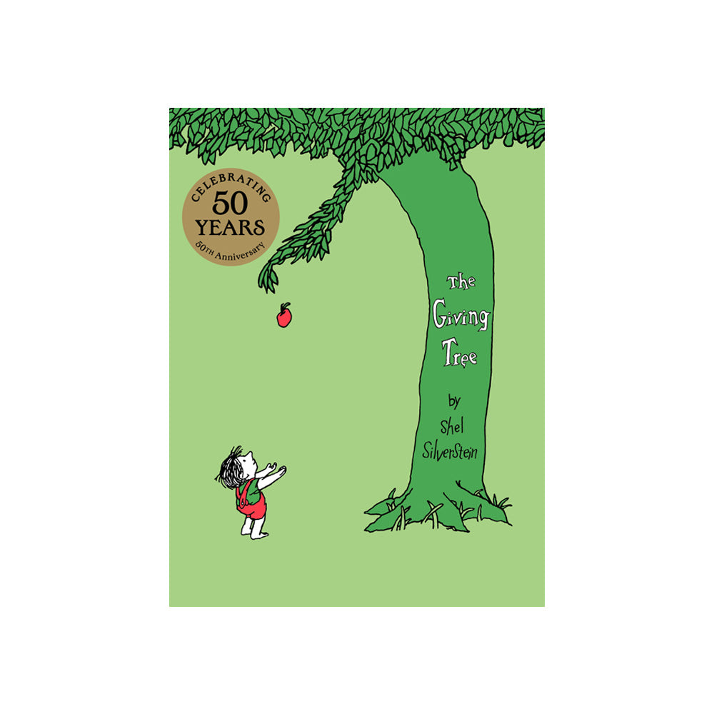 The Giving Tree Hardcover Book