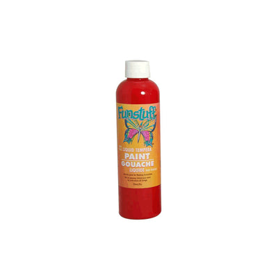 Liquid Tempera Paint 8oz