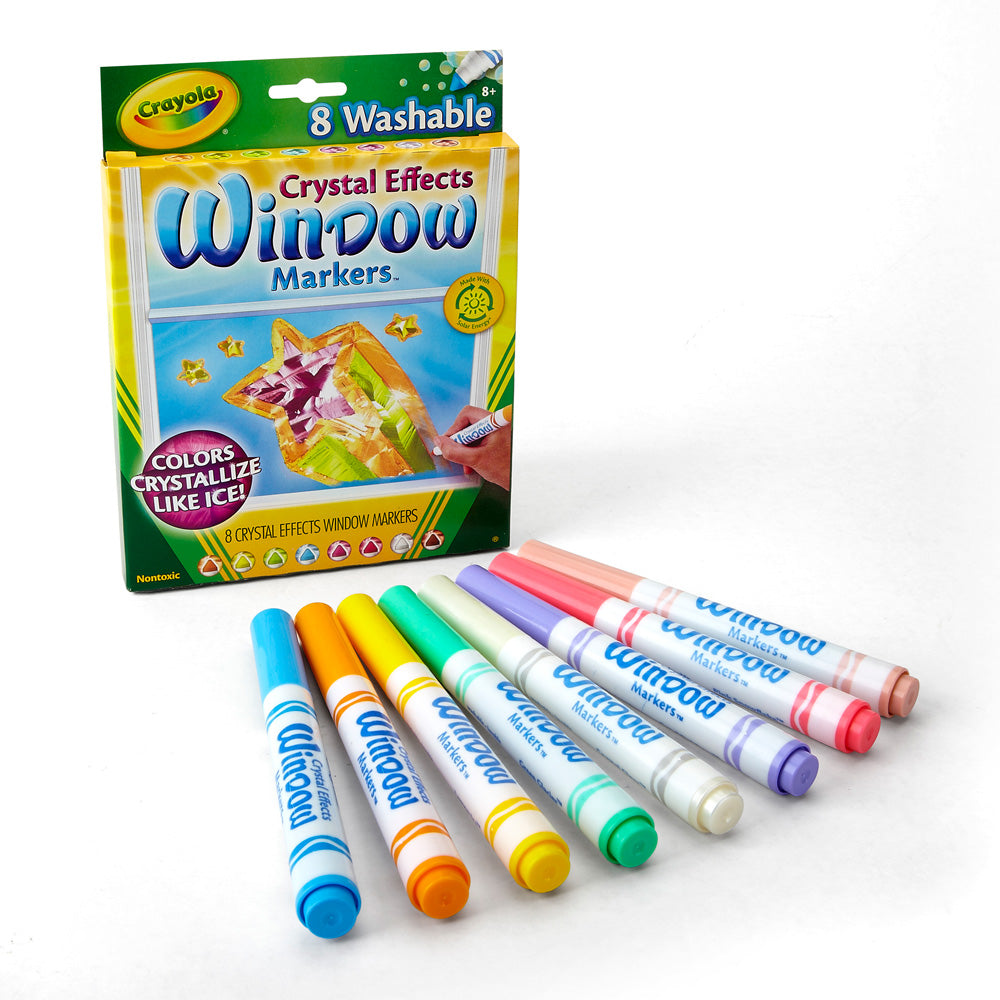 Crayola Window Writers 10 Pack