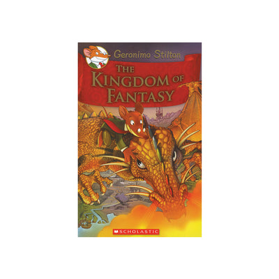 Geronimo Stilton: The Kingdom of Fantasy #1