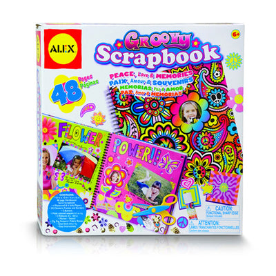 Alex Groovy Scrapbook Set