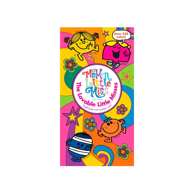 Mr. Men Little Miss: The Lovable Little Misses