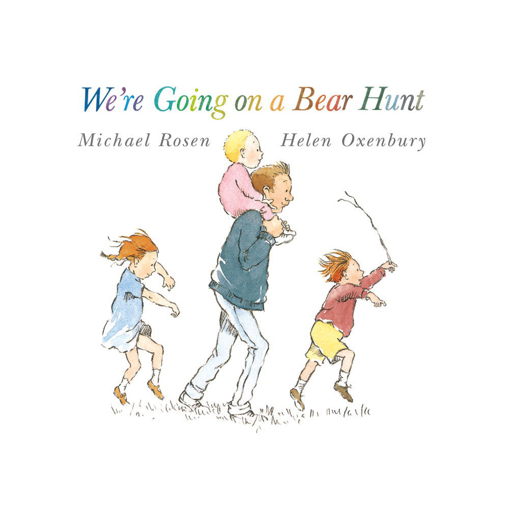 We're Going On A Bear Hunt BB