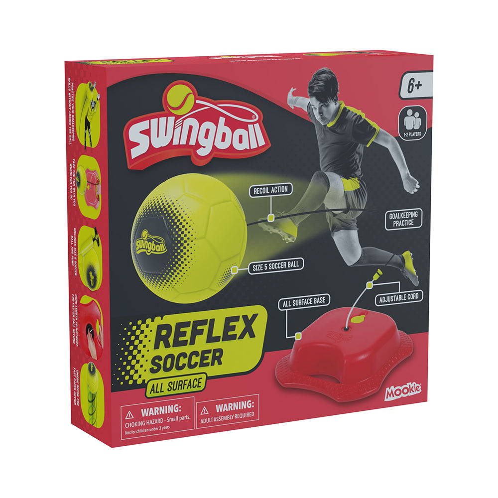Mookie Swingball Reflex Soccer