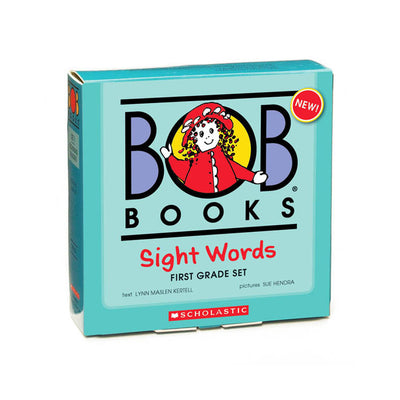 Bob Books Sight Words Grade One Book