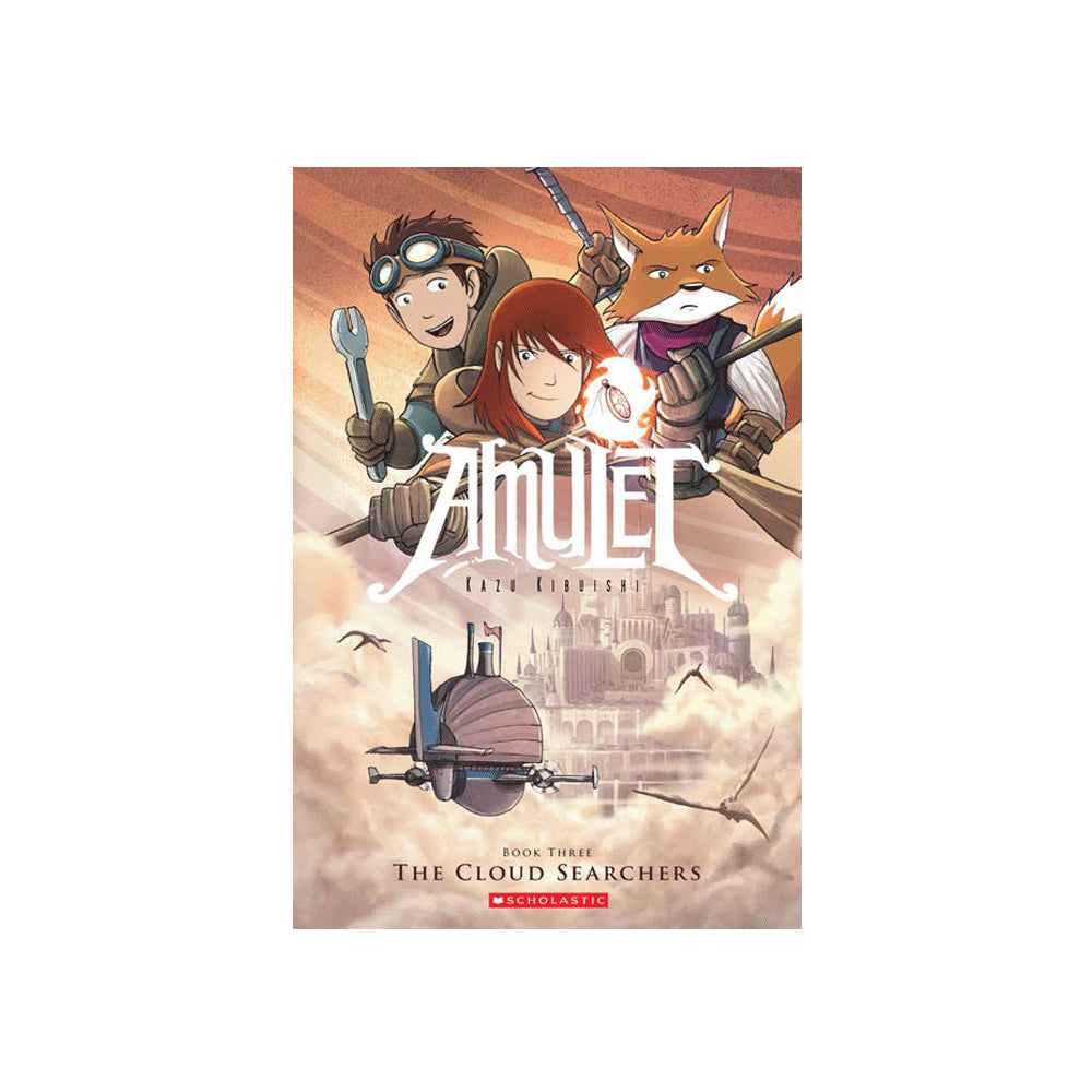 Amulet #3: The Cloud Searchers