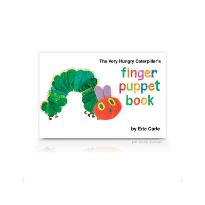 The Very Hungry Caterpillar Finger Puppet Board Book