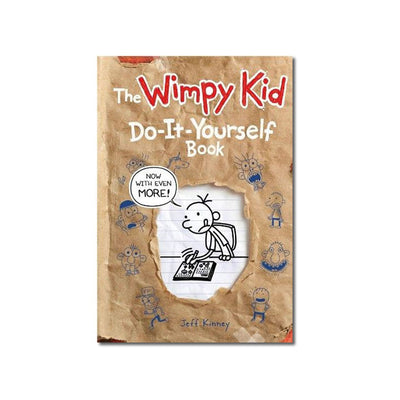 The Wimpy Kid Do-It-Yourself Book Revised Edition
