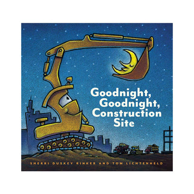 Goodnight, Goodnight, Construction Site Storybook