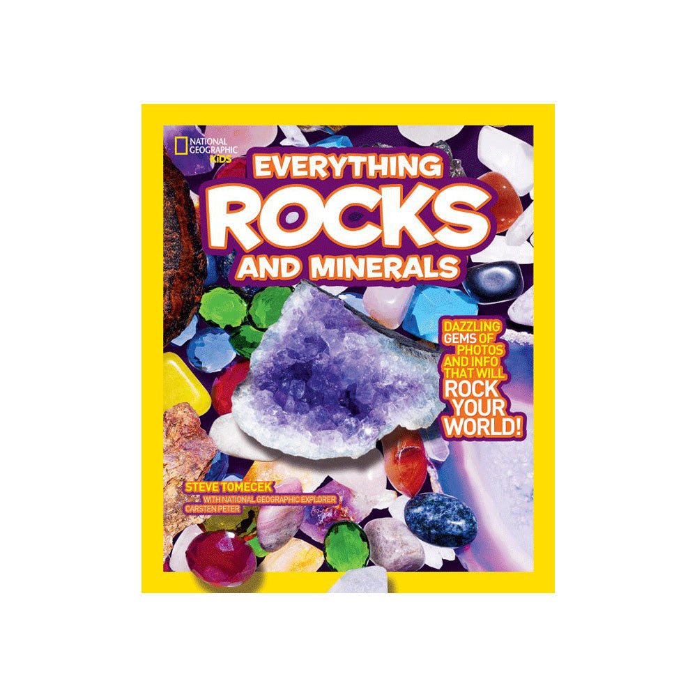 National Geographic Kids: Everything Rocks and Minerals