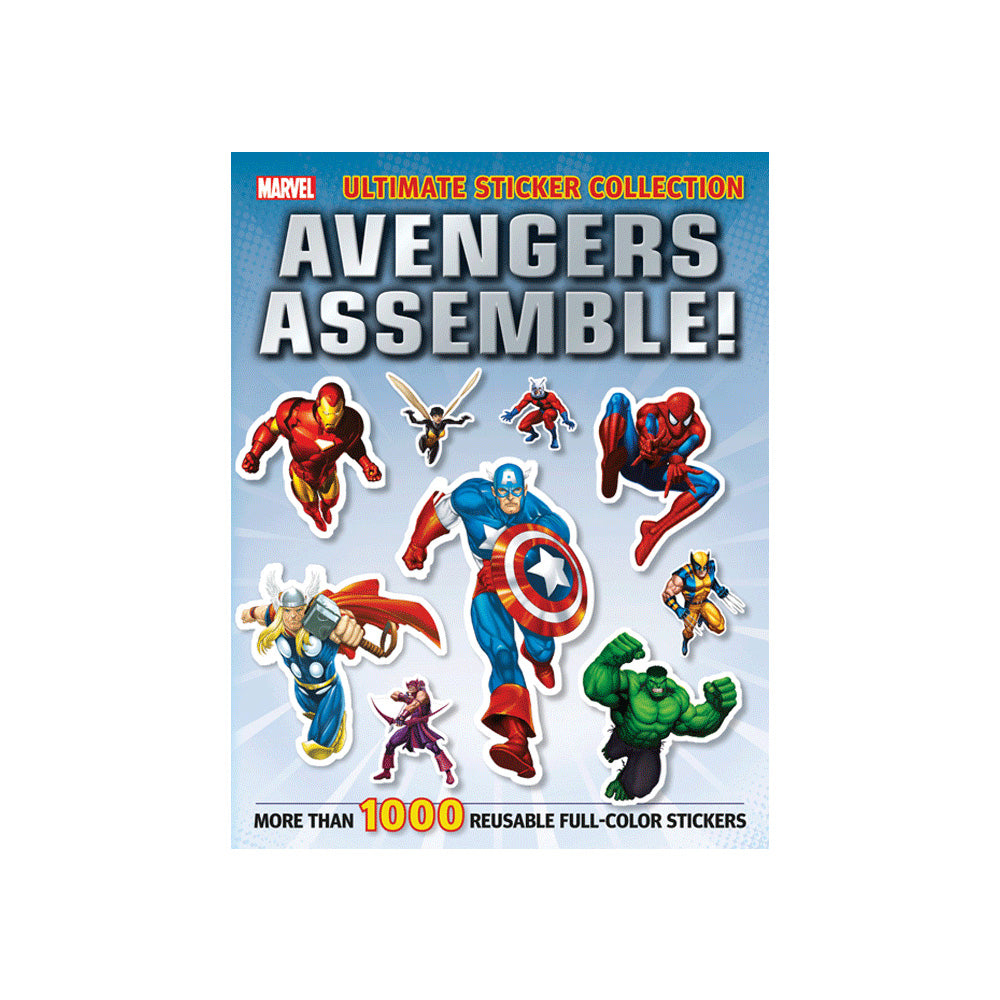 Marvel Ultimate Sticker Collection: Avengers Assemble!