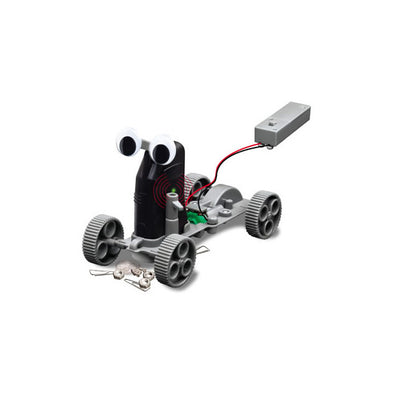 4M Metal Detector Robot Kit