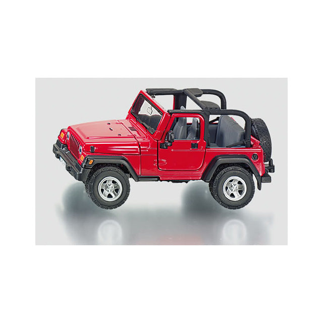 Siku Jeep Wrangler Scale Model 1:32