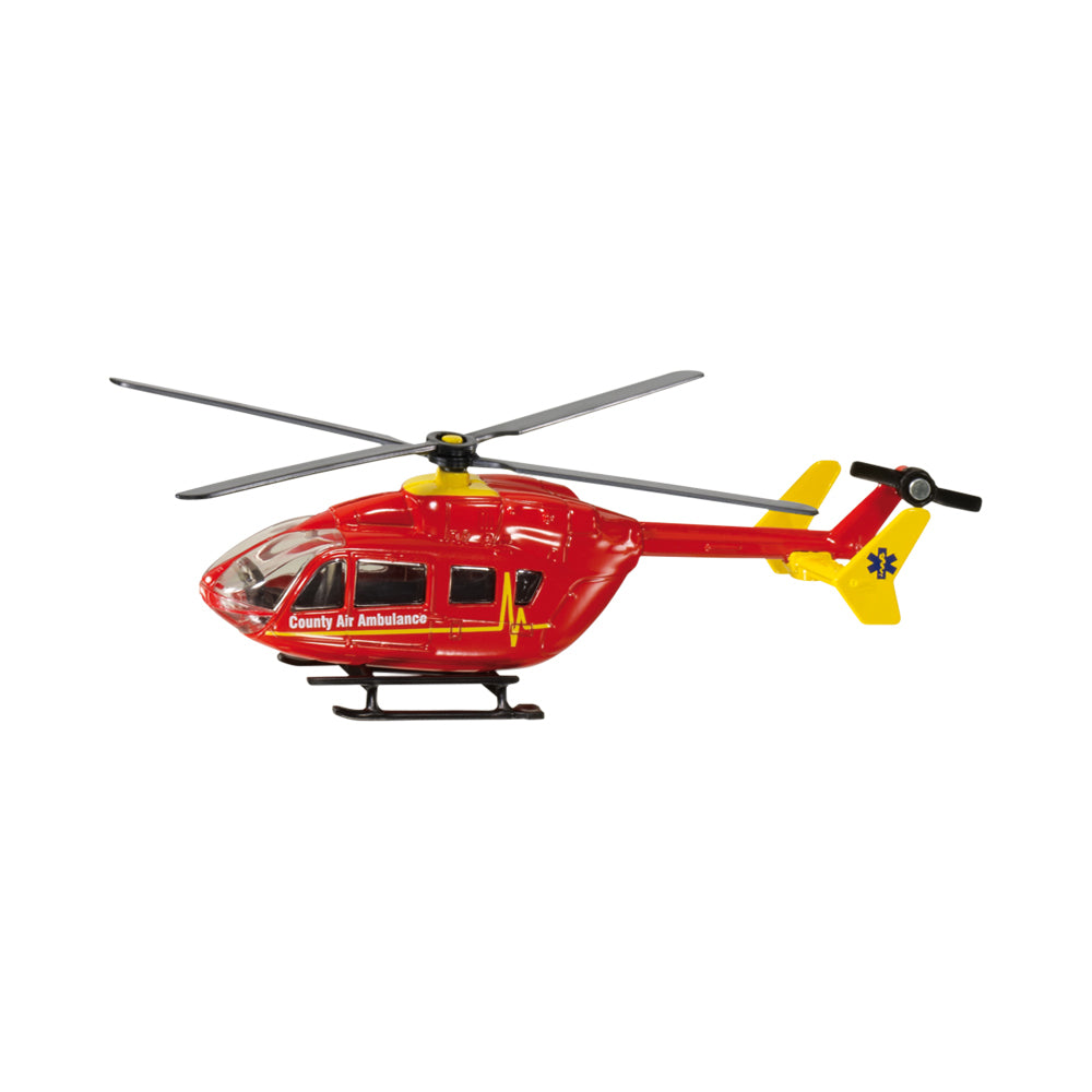 Siku Helicopter Scale Model 1:87