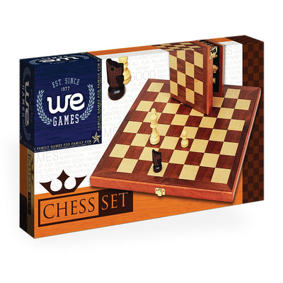 Wooden Chess Set 11''