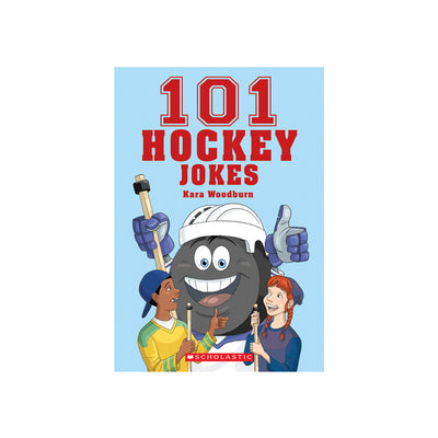 101 Hockey Jokes