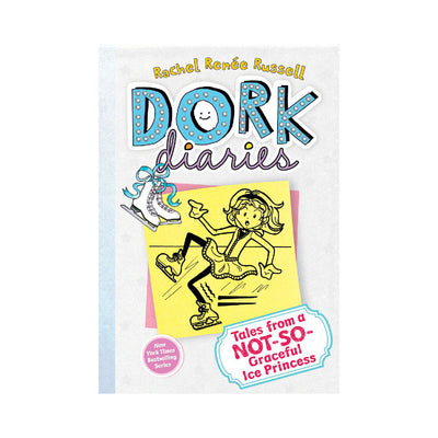 Dork Diaries #4 - Tales from a Not-So-Graceful Ice Princess