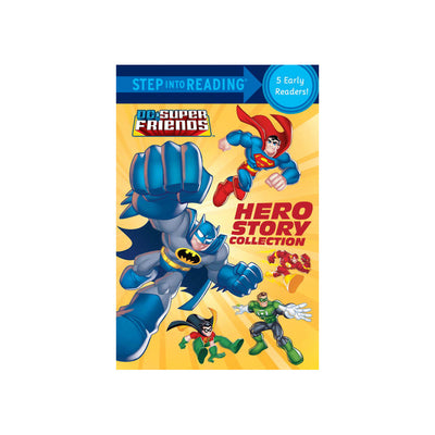 DC Super Friends Hero Story Collection, Level 1