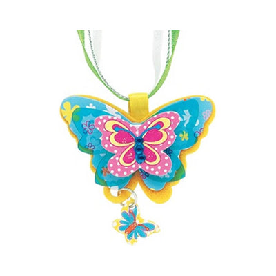 Creativity for Kids Butterfly Necklaces Kit