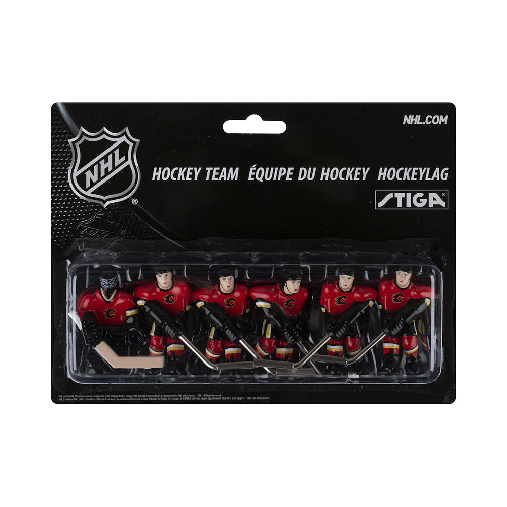 Stiga NHL® Calgary Flames Team Pack