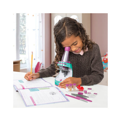 Educational Insights Science Microscope and Activity Journal