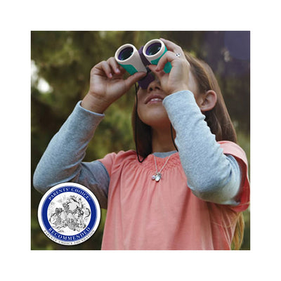 Educational Insights Binoculars and Wildlife Activity Journal