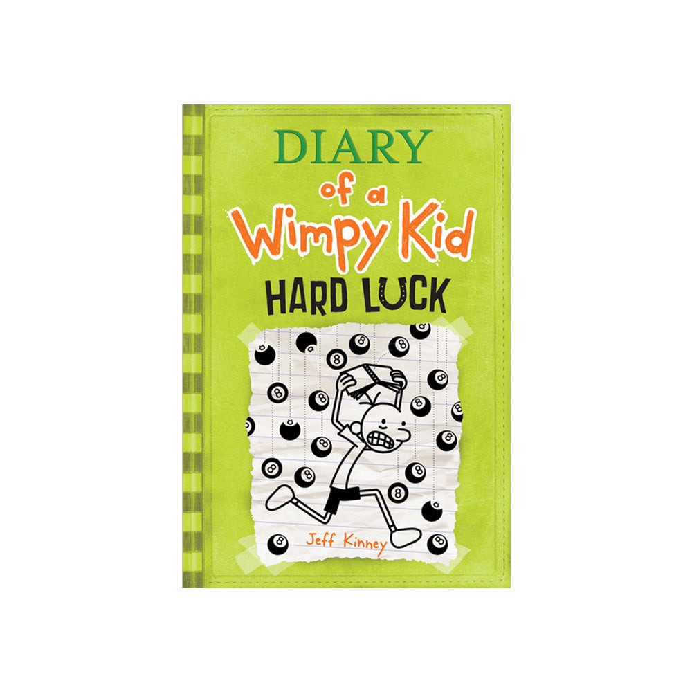 Diary of a Wimpy Kid #8 - Hard Luck Novel