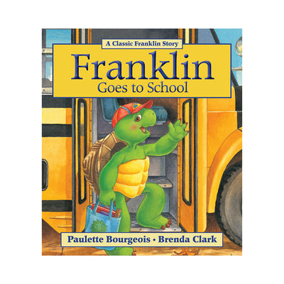 Franklin Goes to School Storybook