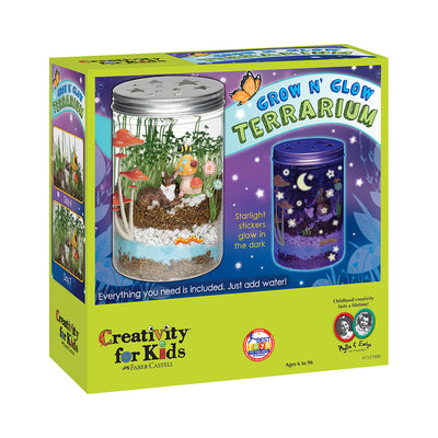 Creativity for Kids - Grow 'n' Glow Terrarium