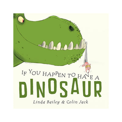 If You Happen to Have a Dinosaur Storybook