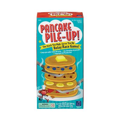 Educational Insights Pancake Pile-Up! Relay Race Game
