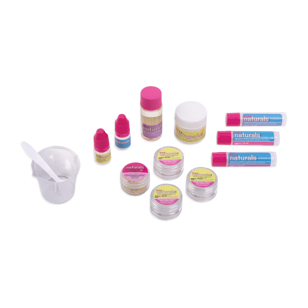 Kiss Naturals Make Your Own Lip Balm Kit