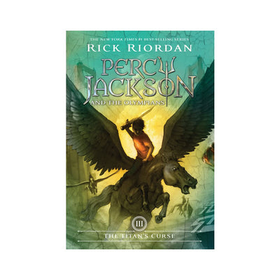 Percy Jackson and the Olympians #1-5 Box Set