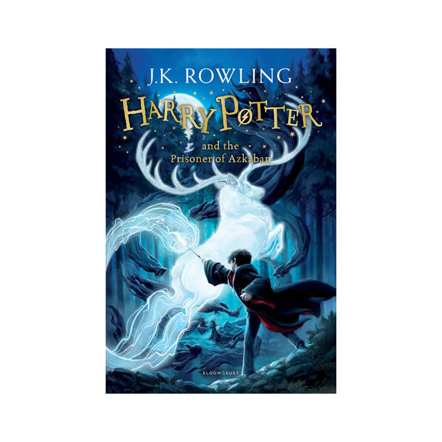 Harry Potter #3 - Harry Potter and the Prizoner of Azkaban Novel