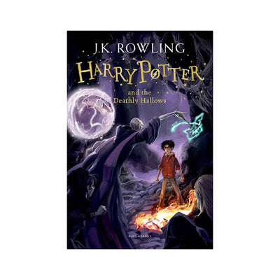 Harry Potter #7 - Harry Potter and the Deathly Hallows Novel