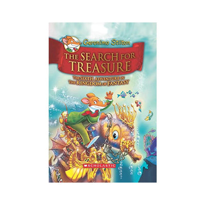 Geronimo Stilton: The Kingdom of Fantasy #6: The Search for Treasure