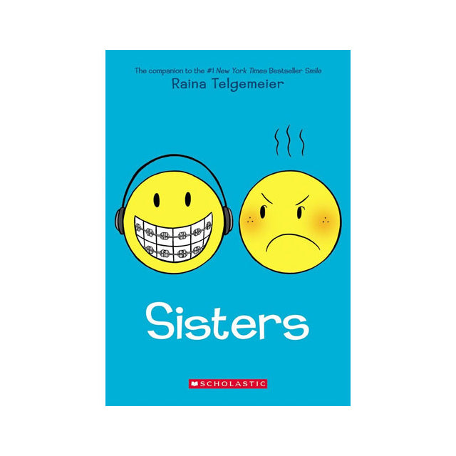 Sisters Graphic Novel