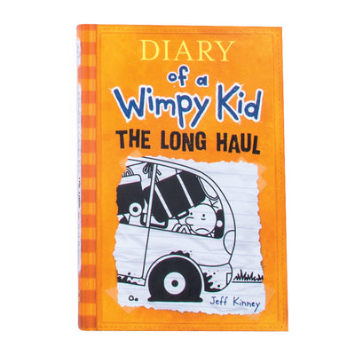 Diary of a Wimpy Kid #9 - The Long Haul Novel