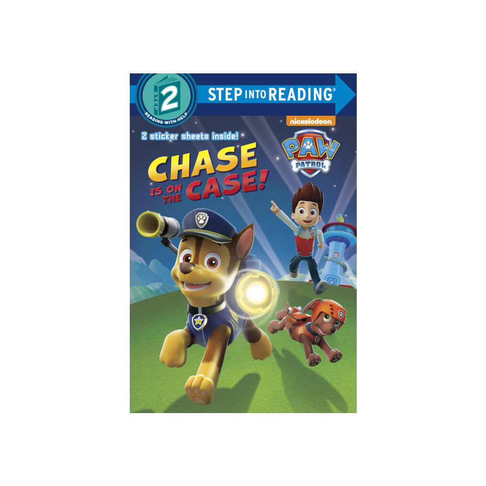 PAW Patrol Chase is on the Case! Level 2 Reader