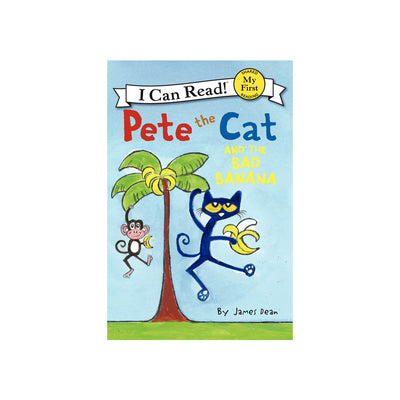 Pete the Cat Bad Banana First Reader