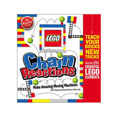 Klutz LEGO® Chain Reactions Book