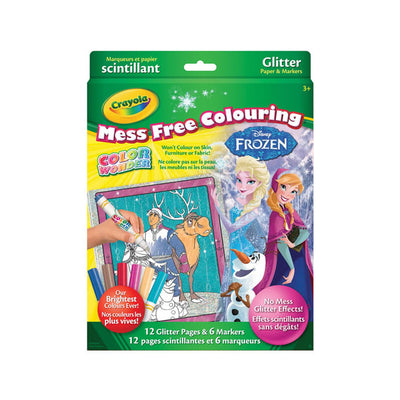 Crayola Colour Wonder Disney's Frozen Book and Markers